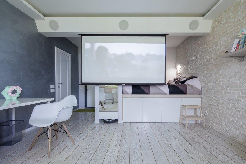 просторен малък апартамент - 6