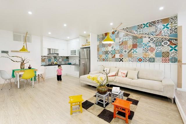 семейно жилище с геомтрични фигури - 5