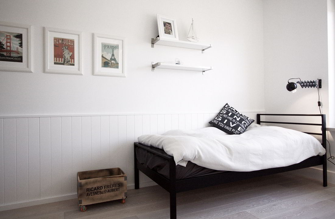 скандинавски апартамент 130 кв. м - 15