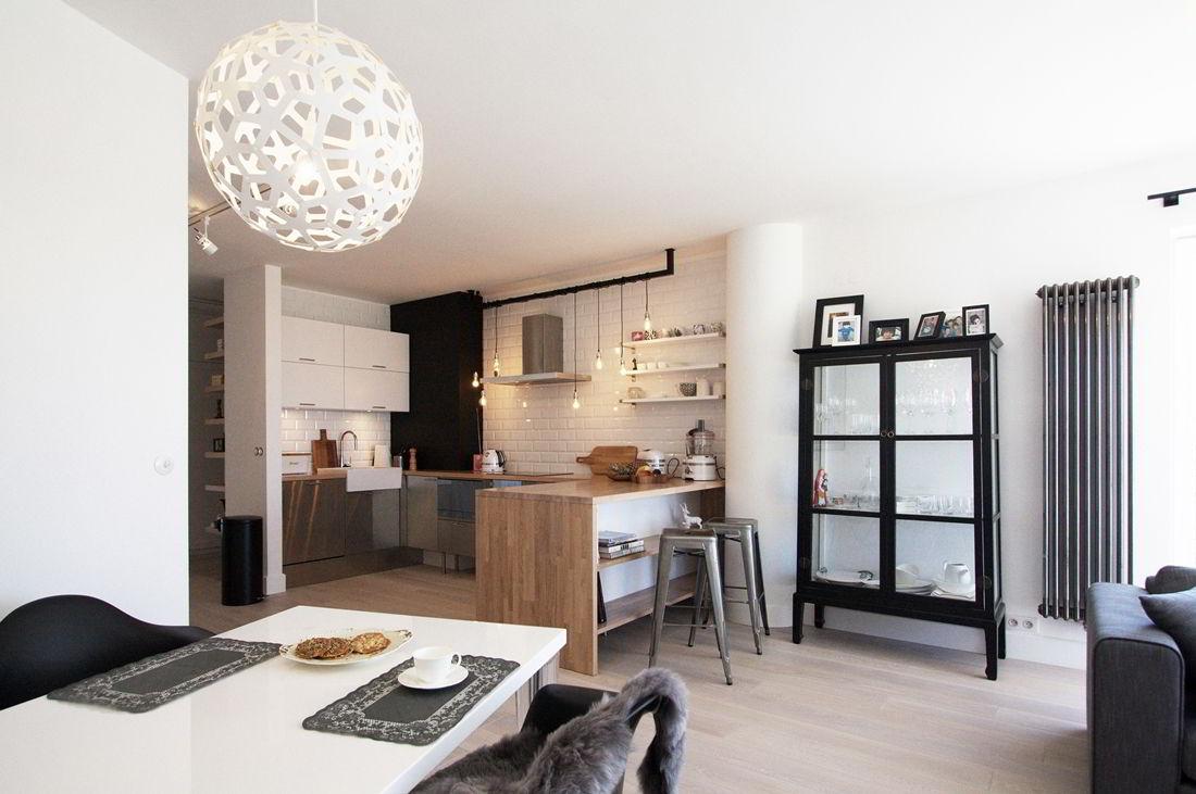 скандинавски апартамент 130 кв. м - 2