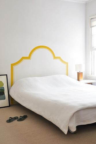 табло за легло - само линии