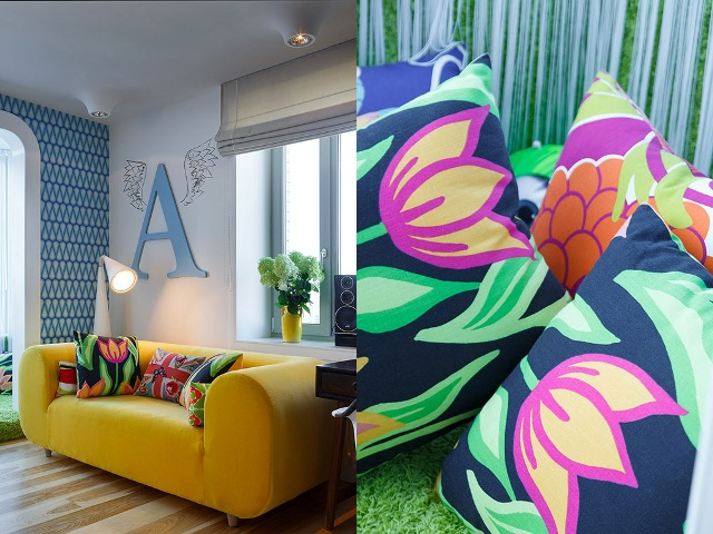цветен апартамент - 13