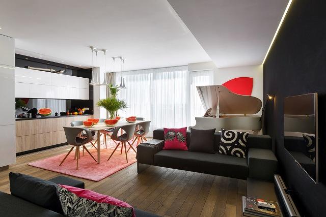 цветен апартамент - 2