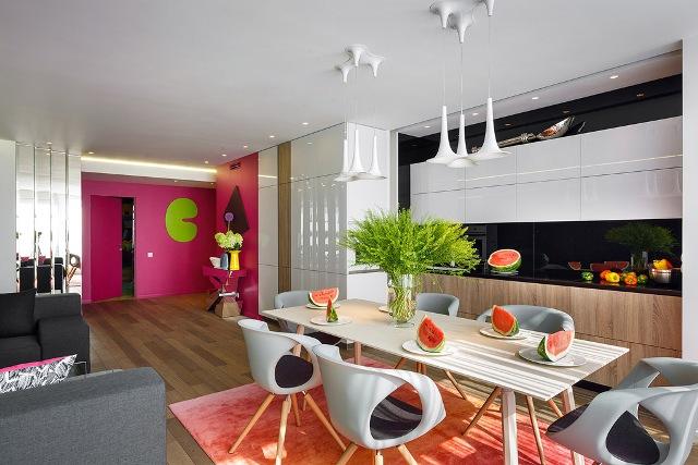 цветен апартамент - 3
