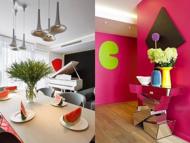 цветен апартамент - 5