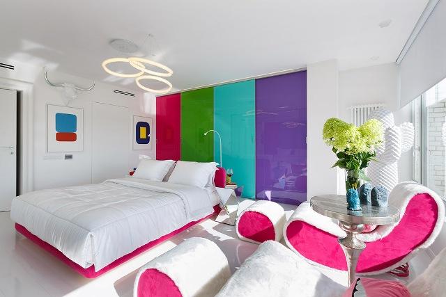 цветен апартамент - 7