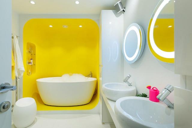 цветен апартамент - 9