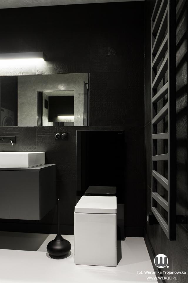 черно бял апартамент - 13