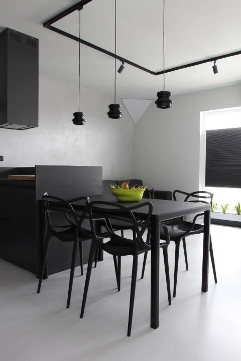 черно бял апартамент -2