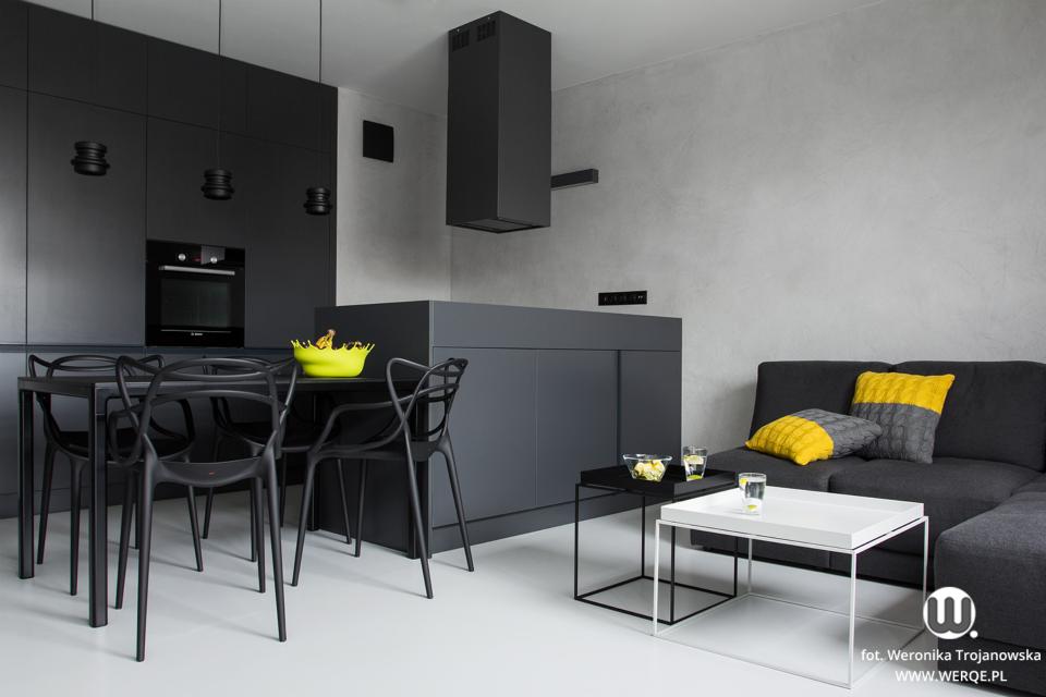 черно бял апартамент - 3