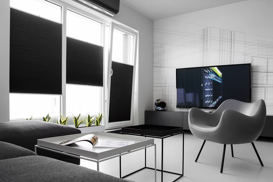черно бял апартамент - 4