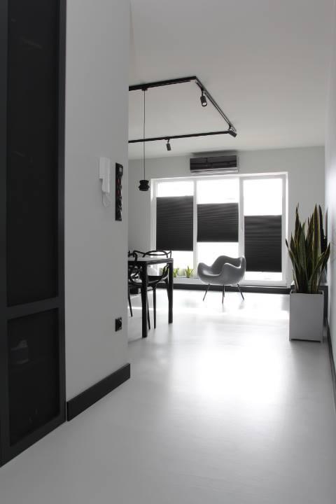 черно бял апартамент - 7
