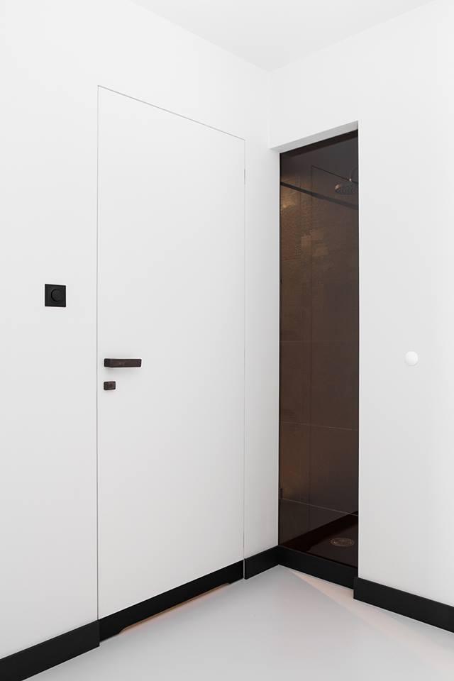 черно бял апартамент - 9
