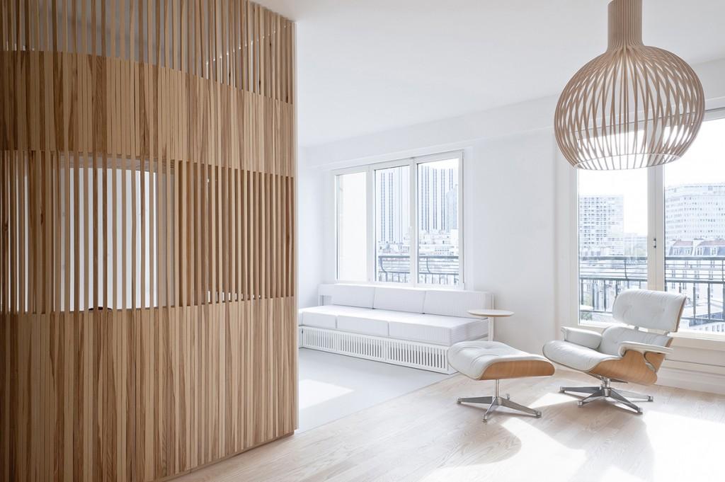 Апартамент със заоблени стени и интересно разположение - 4