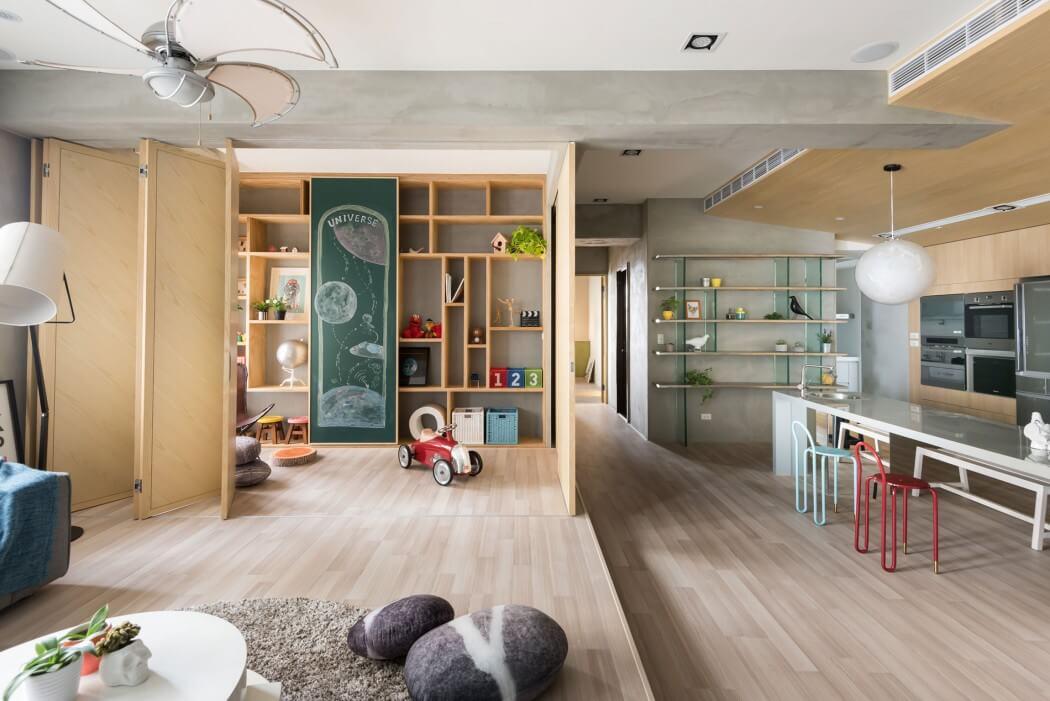 апартамент в който децата да тичат свободно - 6