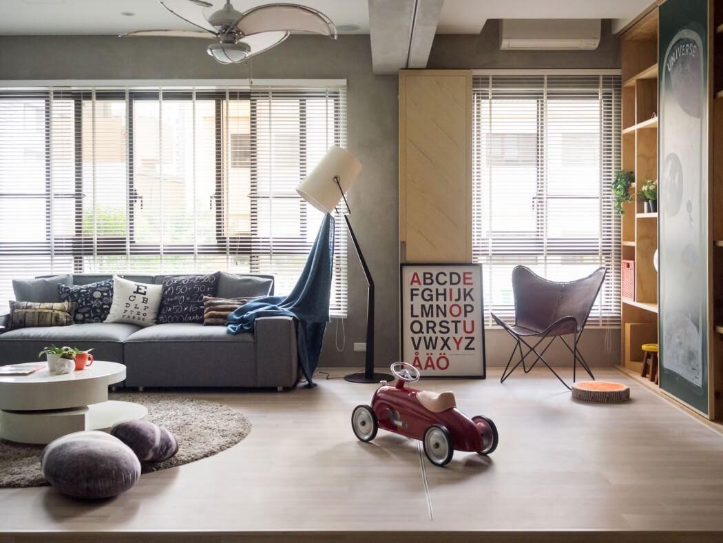 апартамент в който децата да тичат свободно - 9