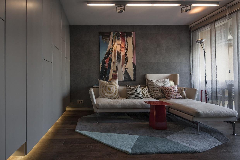 апартамент 40 кв. м - 1