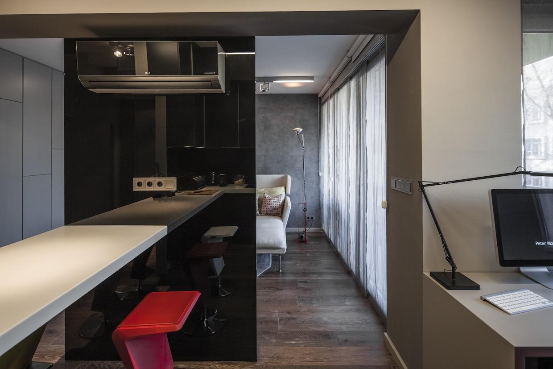 апартамент 40 кв. м - 11