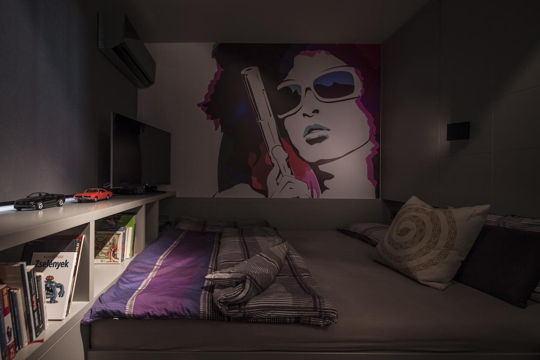 апартамент 40 кв. м - 13
