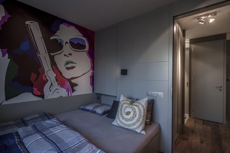 апартамент 40 кв. м - 15