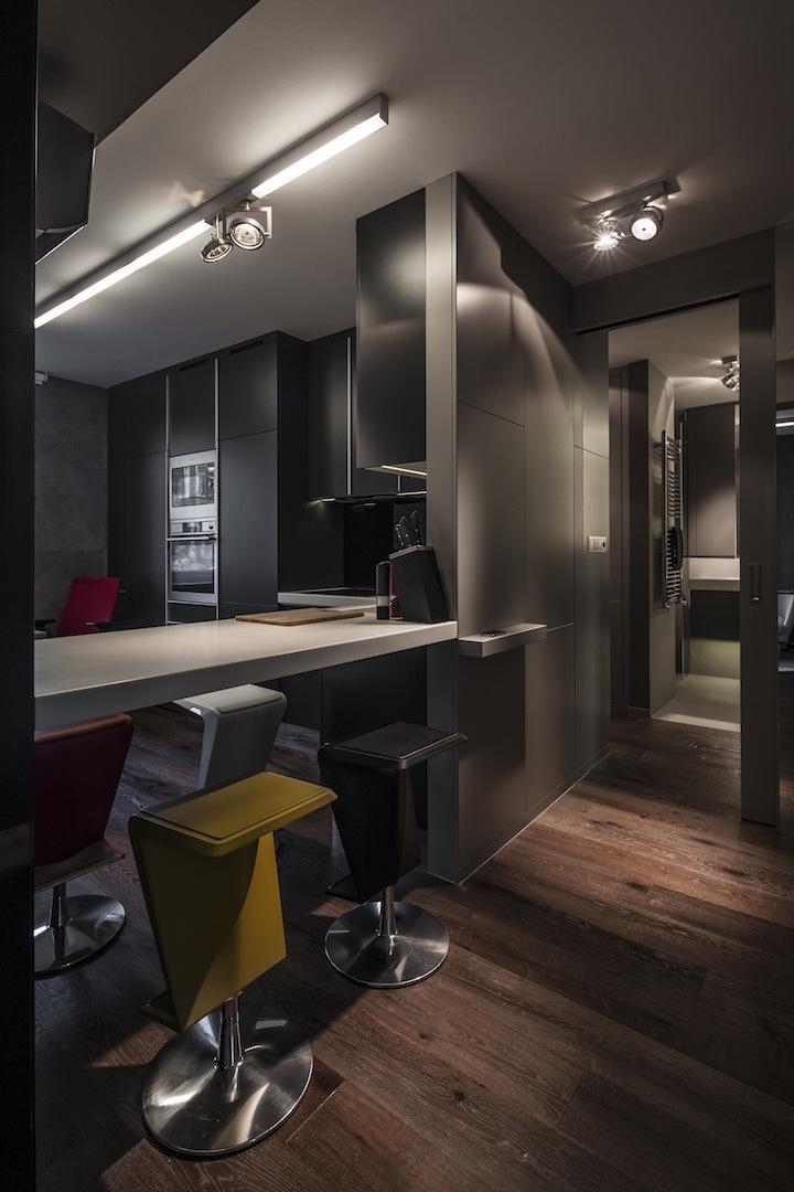 апартамент 40 кв. м - 8