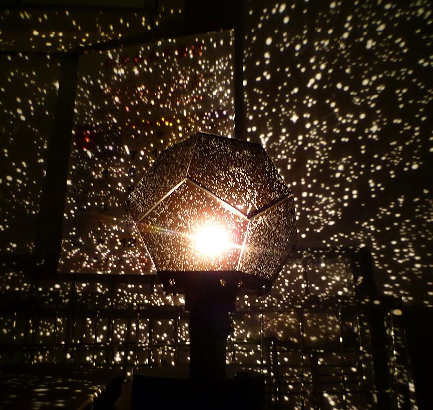 астро лампата