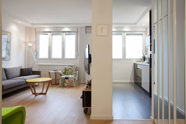 двустаен апартамент в Белград - 1