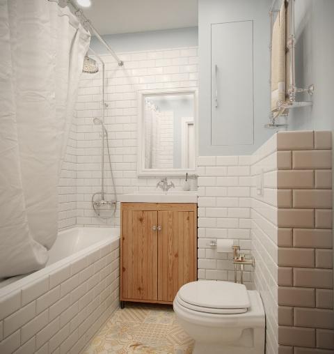 двустаен апартамент от 36 кв. м - 11