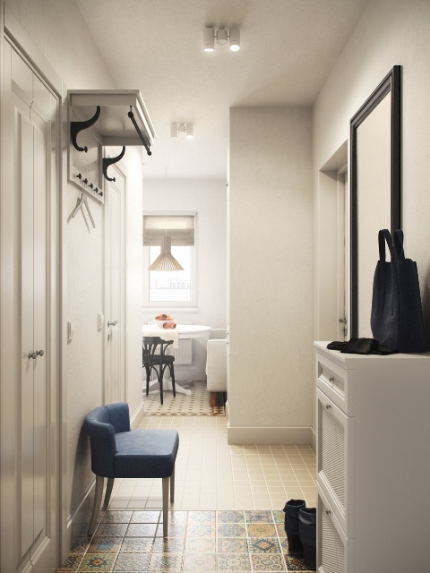 двустаен апартамент от 36 кв. м - 2