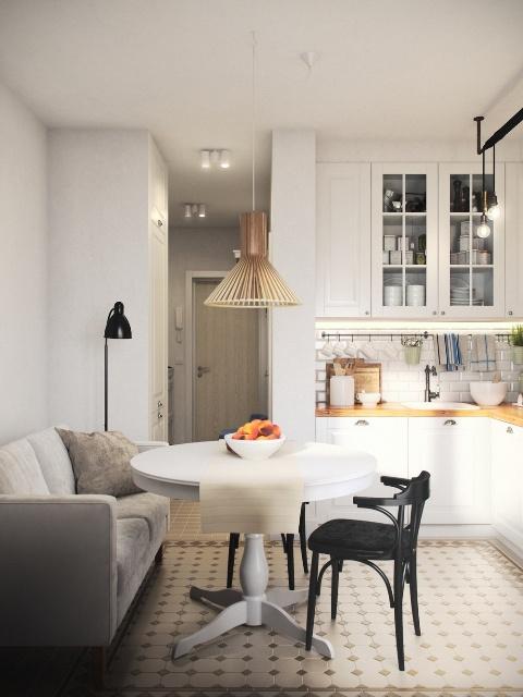 двустаен апартамент от 36 кв. м - 4