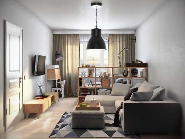 двустаен апартамент от 36 кв. м - 6