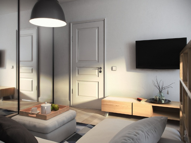 двустаен апартамент от 36 кв. м - 8