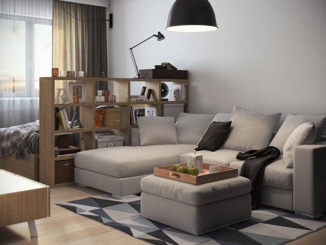 двустаен апартамент от 36 кв. м - 9