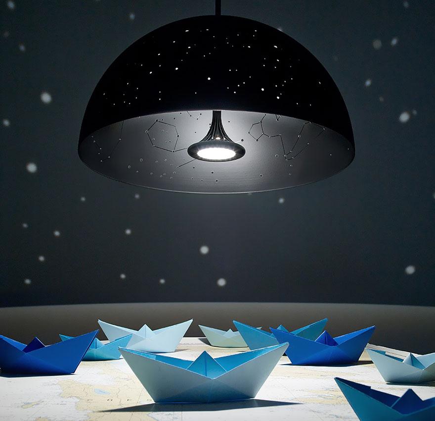 звездна лампа 1
