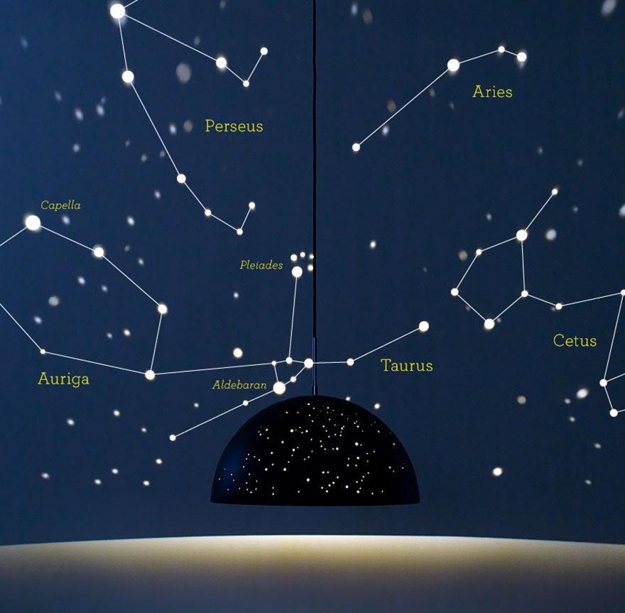 звездна лампа 3