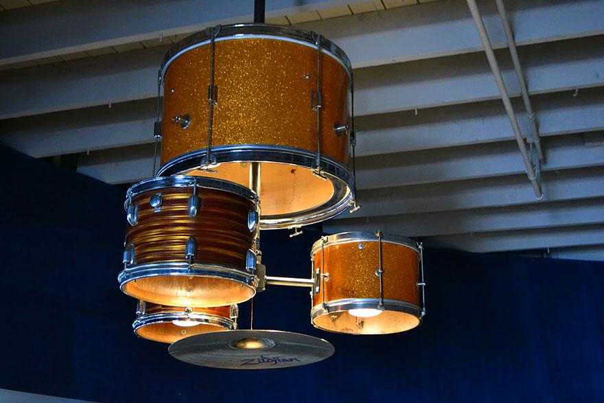 лампата от барабани 2