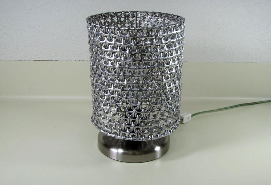 лампа от отварчаки от кенчета 2
