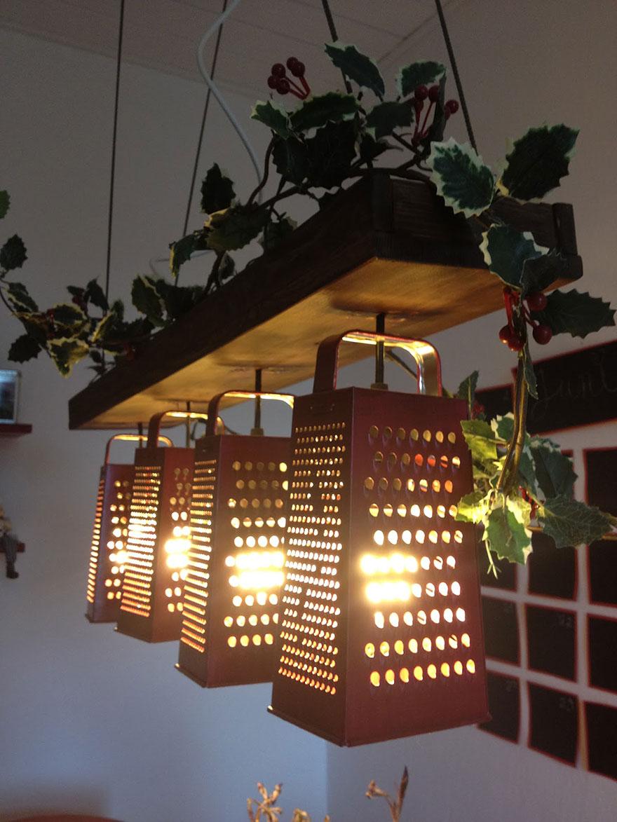 лампи от рендета