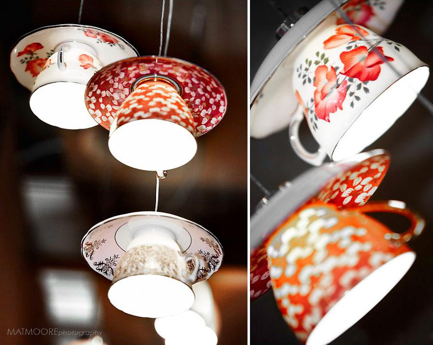 лампи от чашки