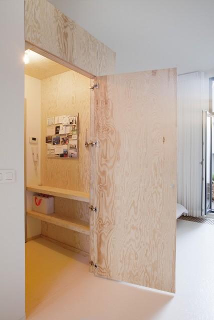 малко студио в бяло - 3