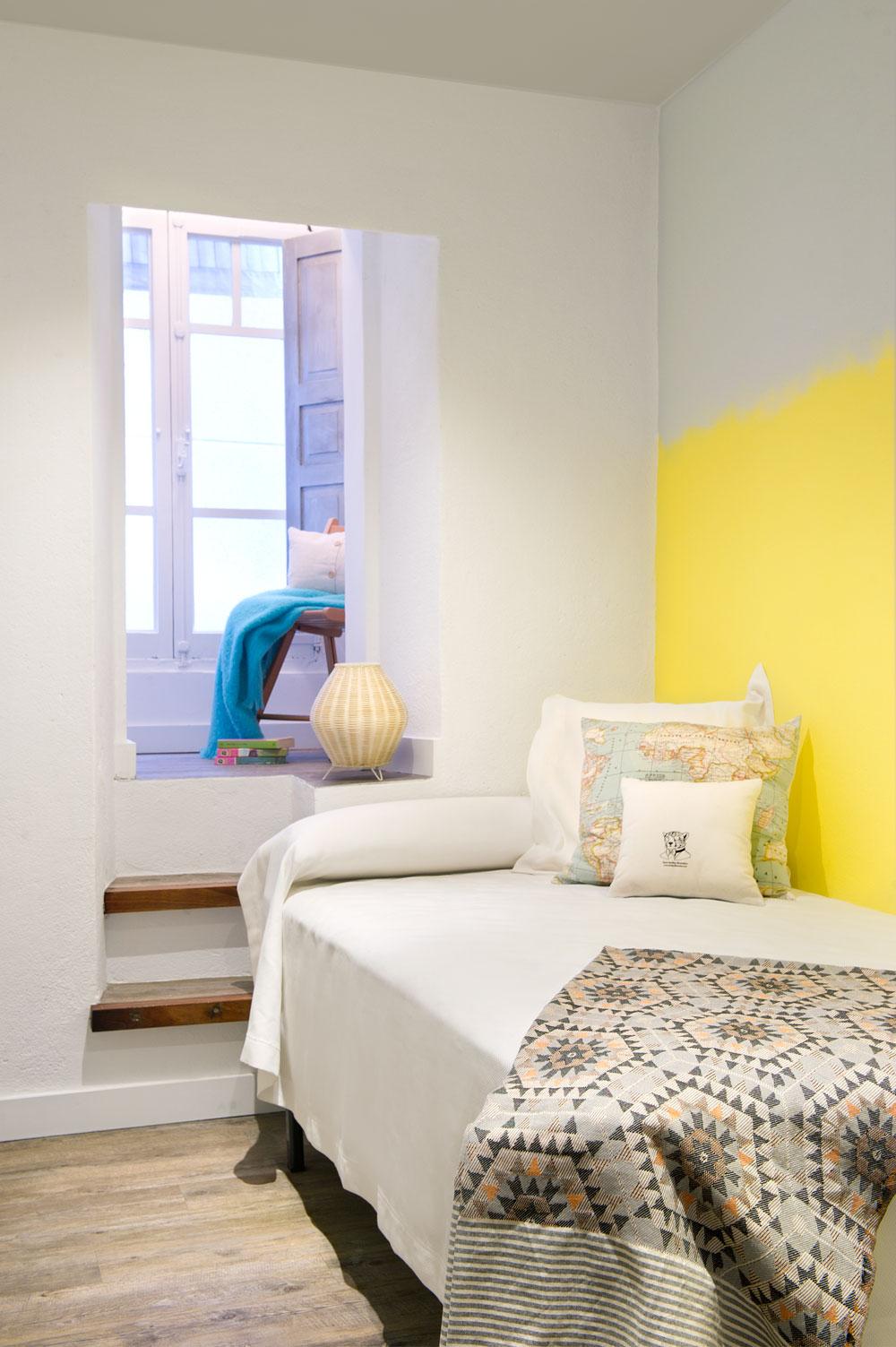 малко цветно жилище под наем - 11