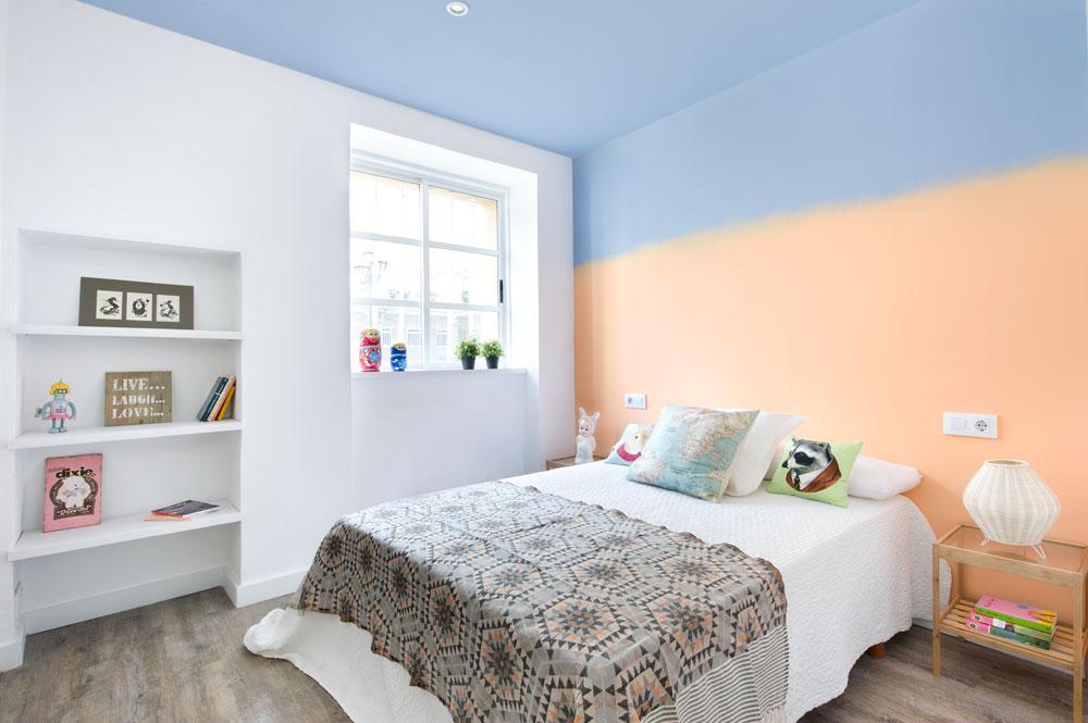 малко цветно жилище под наем - 6