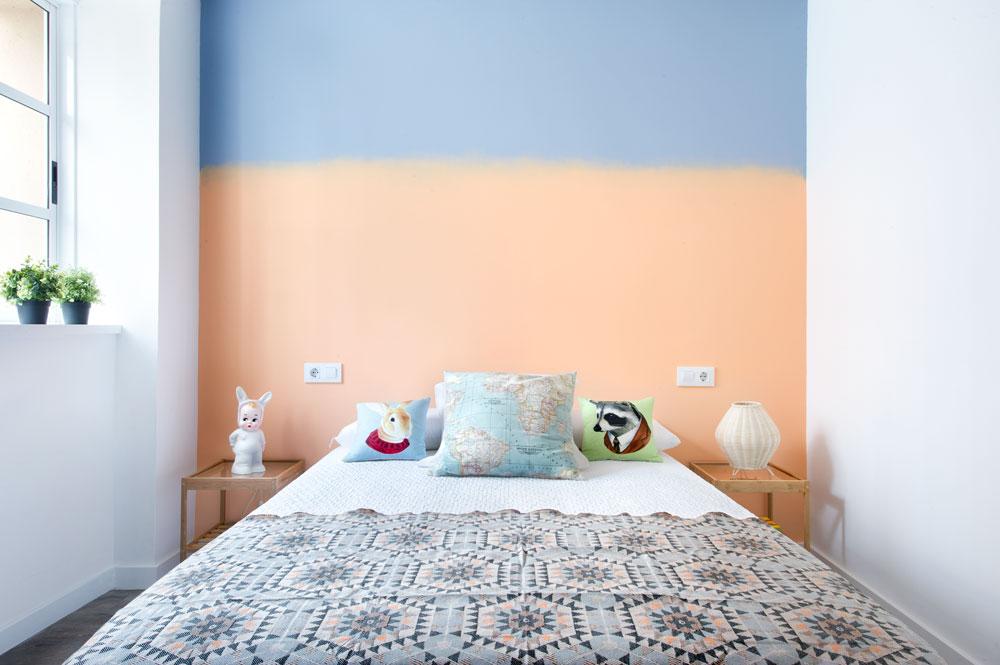 малко цветно жилище под наем - 7