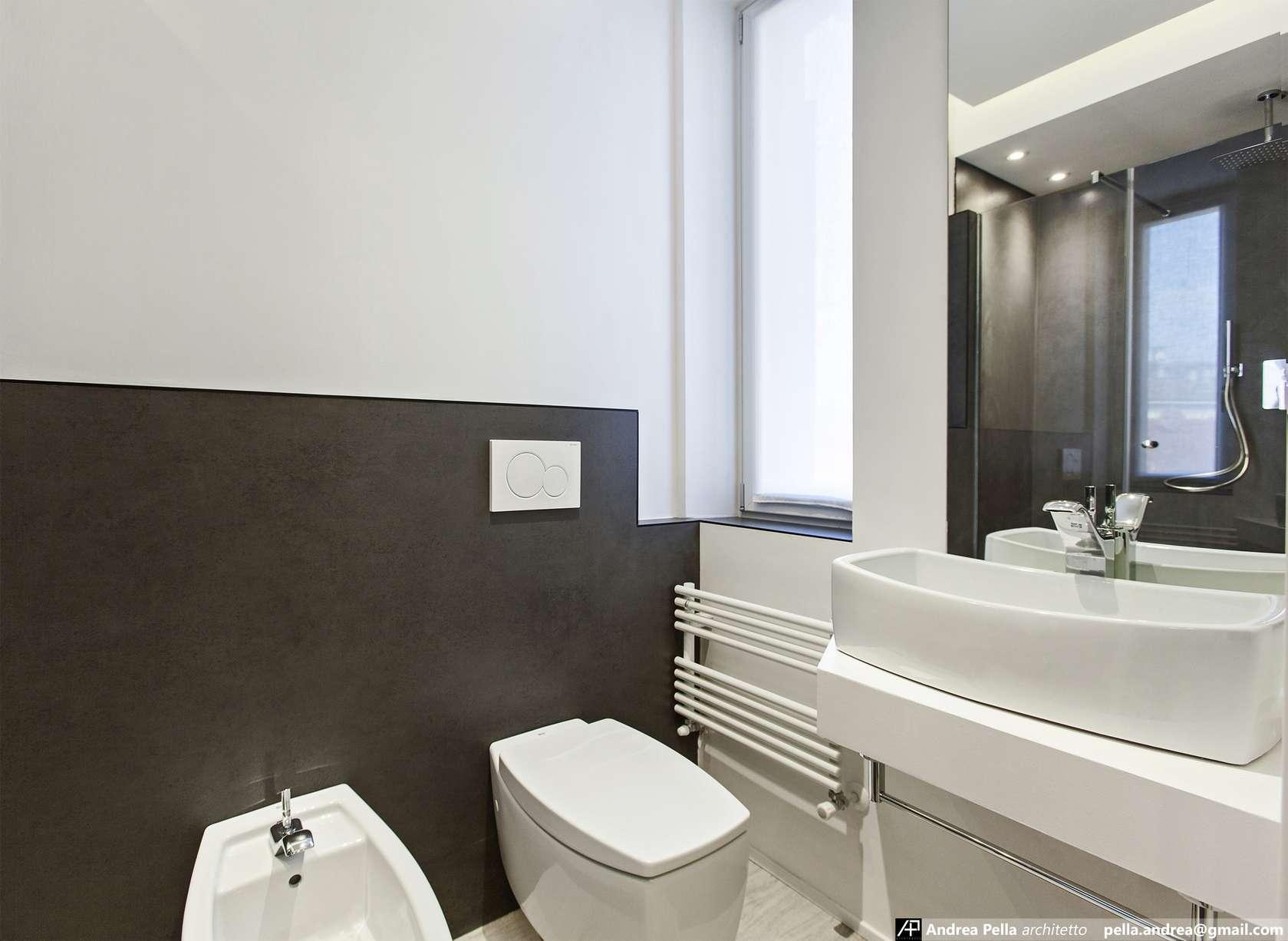 малък апартамент в минималистичен стил - 12