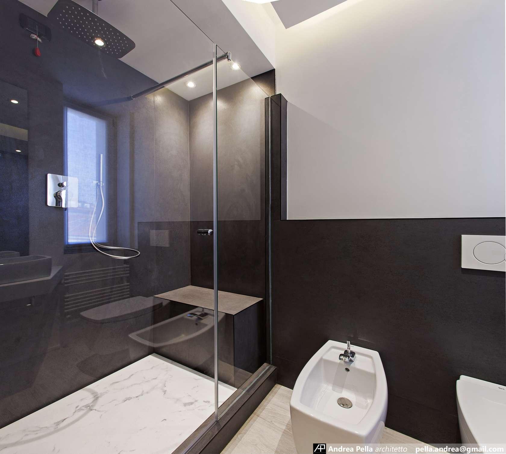 малък апартамент в минималистичен стил - 13