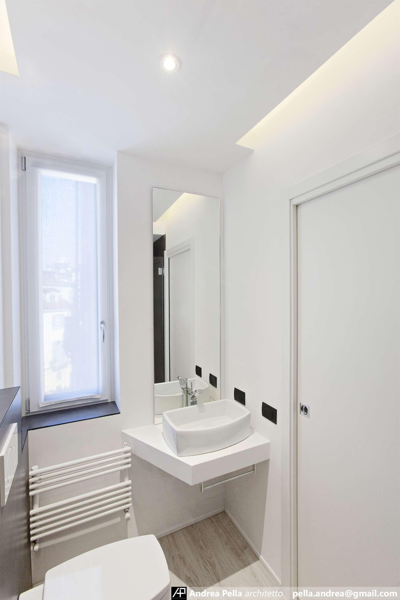 малък апартамент в минималистичен стил - 15