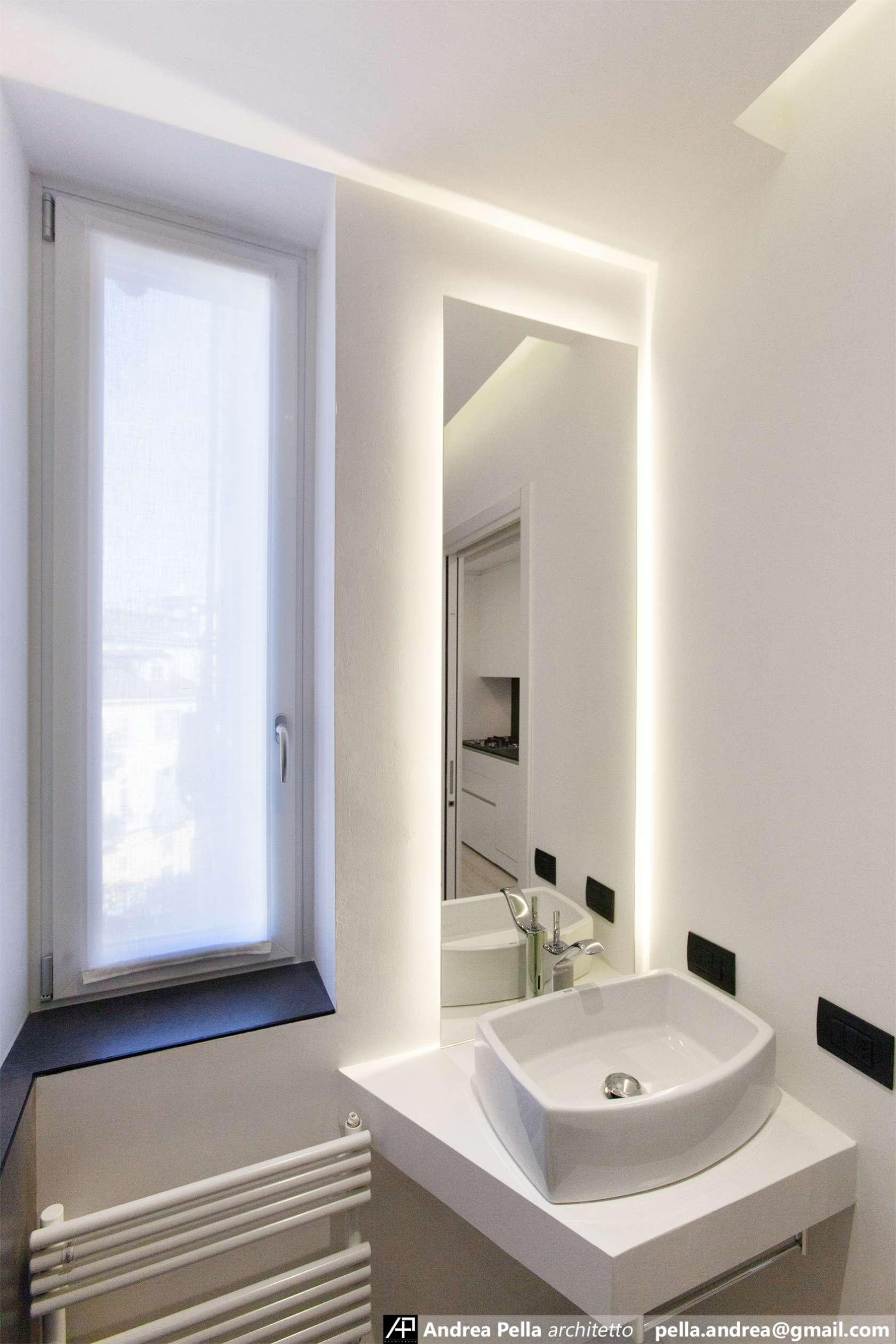 малък апартамент в минималистичен стил - 16