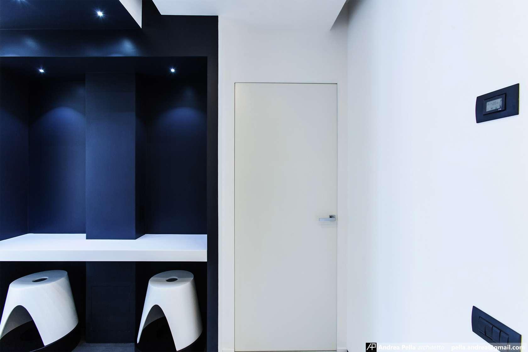 малък апартамент в минималистичен стил - 20