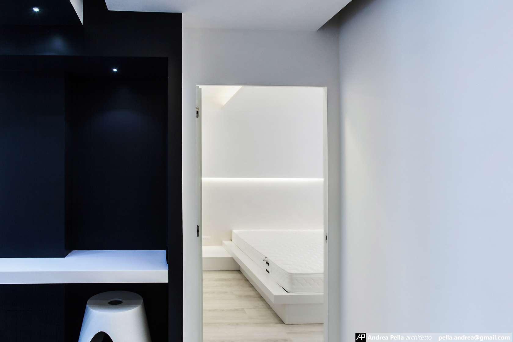 малък апартамент в минималистичен стил - 21