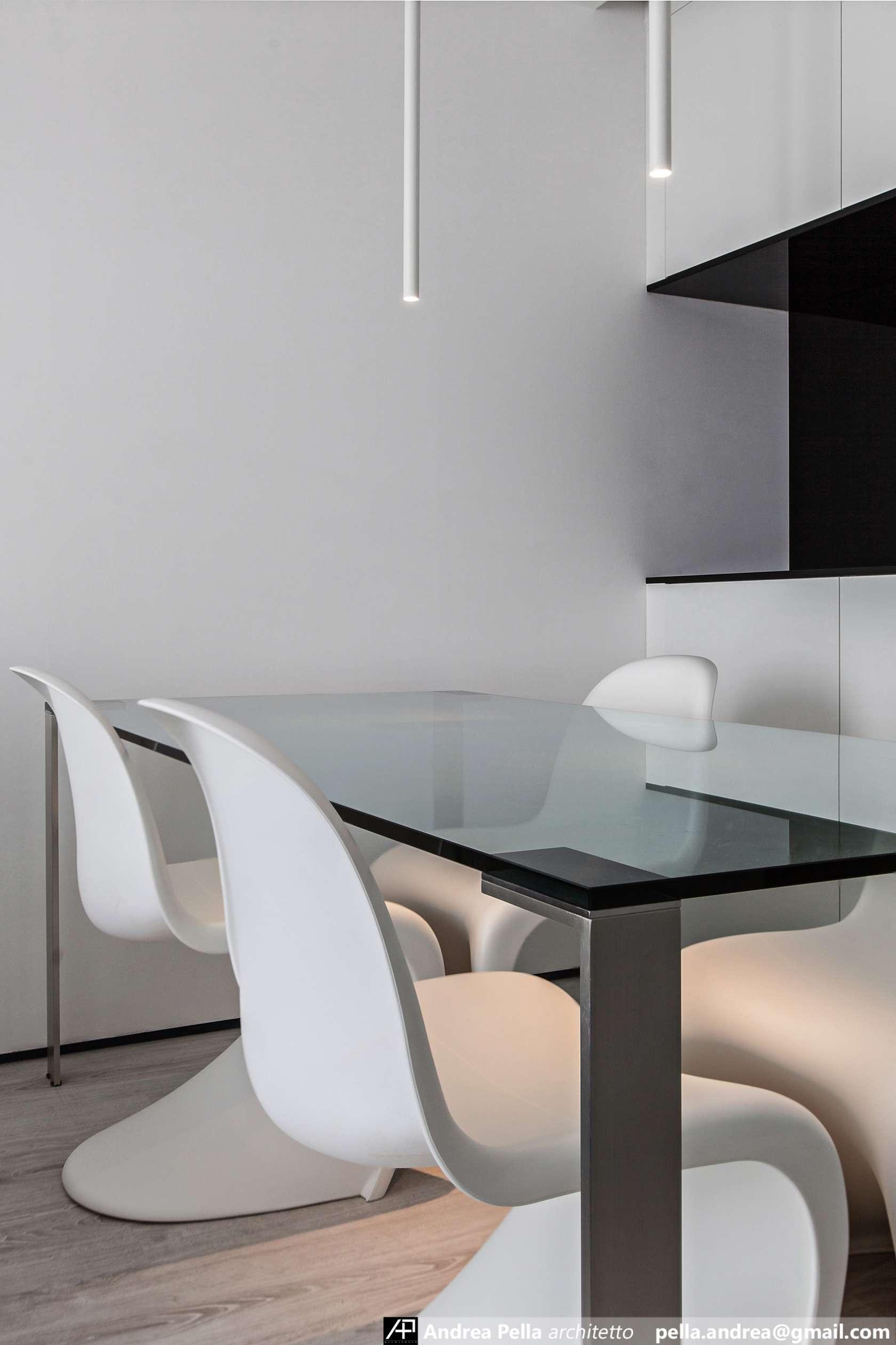 малък апартамент в минималистичен стил - 5